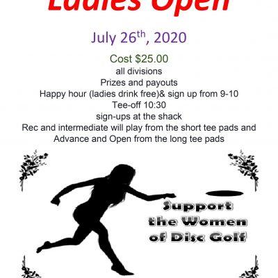 Ladies Open